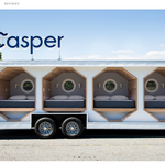 Mattress startup is bringing a nap-mobile to Boston this weekend
