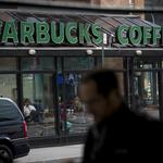 Starbucks isn't planning beer/wine sales in Pennsylvania right now, but it'll be difficult with state, local laws