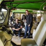 ETuk adapts 3-wheel minitaxis for U.S. streets