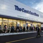 Huge crowd packs The Container Store's preview party - Slideshow