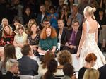 Designers offer winter romance at London Fashion Week