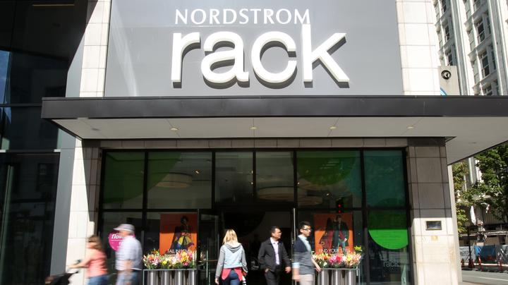 INordstrom blames disappointing Rack sales on inventory overload