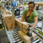 Amazon's rapid delivery makes it an alternative to your corner store