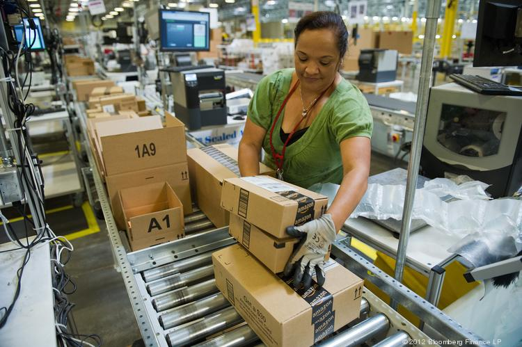 Amazon Jobs Announcement Doesn T Include Jacksonville