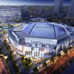 Kings offer new details on massive solar array on downtown arena