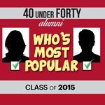 40 Under 40 Most Popular: Vote for the class of 2015