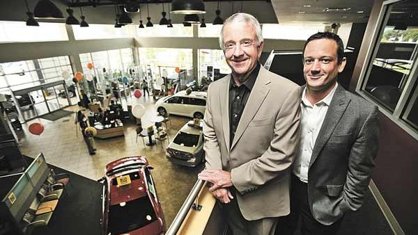 Jeep Dealership Jacksonville >> Morgan Auto Group buys Jerry Ulm Chrysler Dodge Jeep Ram ...