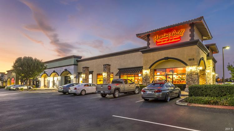 Flaming Grill Cafe officially opened in Stonelake Landing Shopping Center.