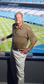 Former Carolina Panthers exec <strong>Jon</strong> <strong>Richardson</strong> dies