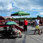 Saratoga Race Course sets wagering record