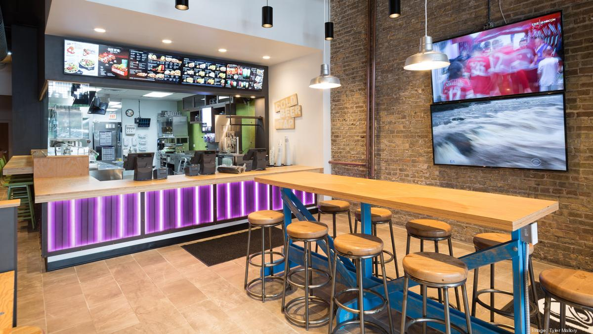 Taco Bell Cantina Eyes King Street Restaurant In Old Town Alexandria