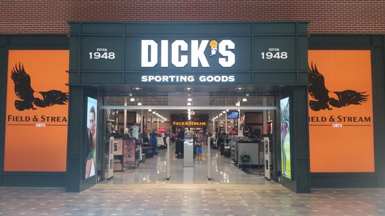96aa1a5405a All-American Sports Center at Polaris has Dick s Sporting Goods and ...