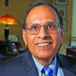 With many goals ahead, no end in sight for Tripathi as president for UB
