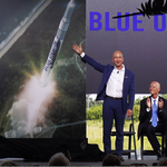 Email records show N.C. 'made a hard run' for <strong>Jeff</strong> <strong>Bezos</strong>-led Blue Origin spaceship manufacturing operation