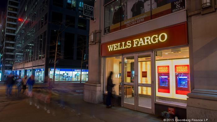 Wells Fargo shuttering hundreds of branches, including some in N.C.