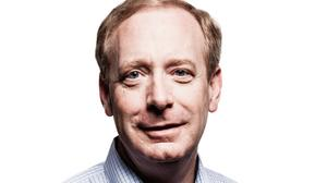 Microsoft President Brad Smith: 'Try to see yourself as ugly as the rest of world sees you'