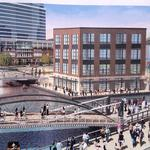 Revised Explore & More museum plan viewed as Canalside anchor