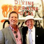Divine Lorraine gets ready for its closeup