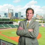 Swinging for the fences: Barons' GM <strong>Jonathan</strong> <strong>Nelson</strong>