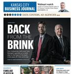 First in Print: Bank comes back from the brink