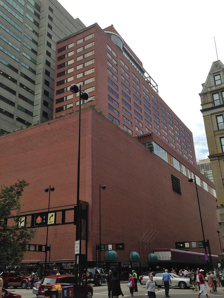 Former Downtown Cincinnati Hotel Nominated For Historic