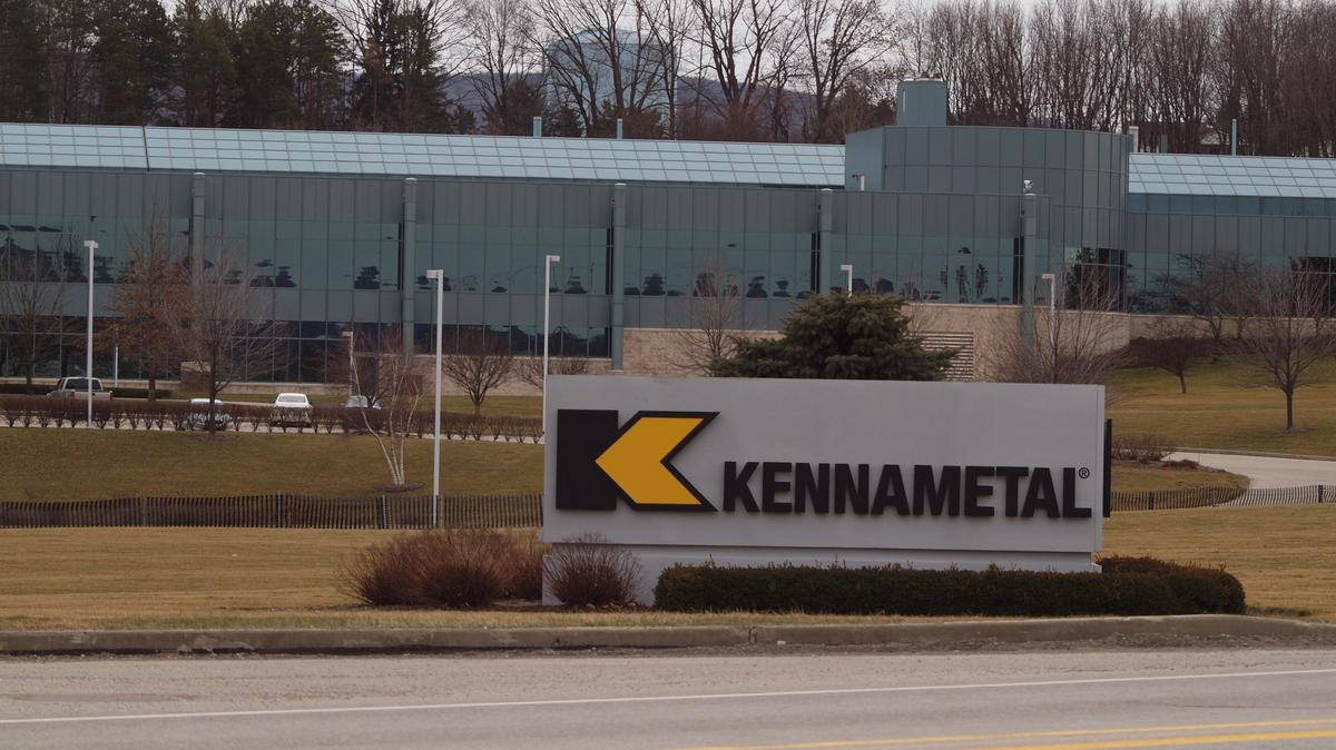 kennametal. christopher rossi appointed ceo at kennametal, effective aug. 1, succeeds ron de feo who becomes executive chairman - pittsburgh business times kennametal