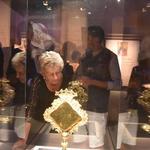 Celebrating Vatican Splendors exhibit at the Franklin Institute