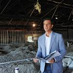 Developer's vision for former bowling alley in Colonie includes upscale food market