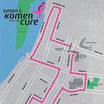 Race for the Cure releases Downtown course map