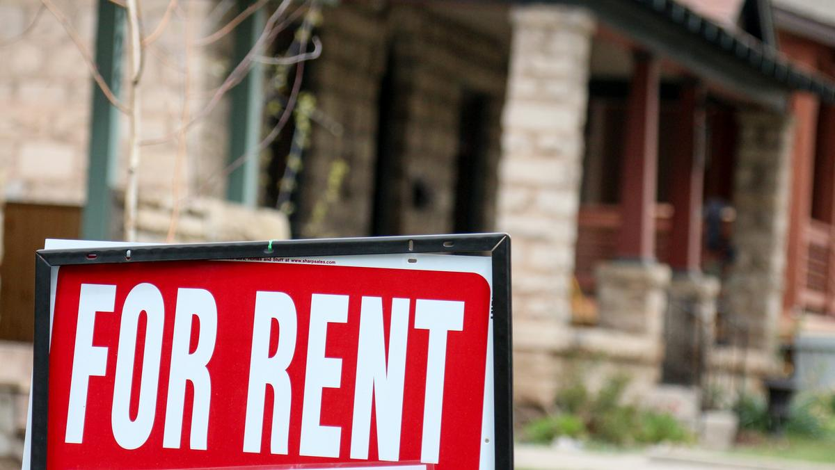 apartment rents rose in denver last month, buthow much