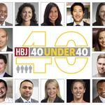 HBJ's 2015 40 Under 40 honorees ready to hit Houston with their best shot