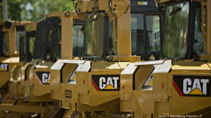Caterpillar pulls stake in data-science startup Uptake