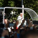 On first stop in U.S. tour, <strong>Pope</strong> <strong>Francis</strong> lays out his priorities (Video)