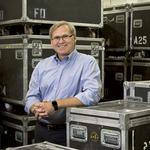 Executive Profile: Steve Halling feeds demand for bigger, more sophisticated corporate events