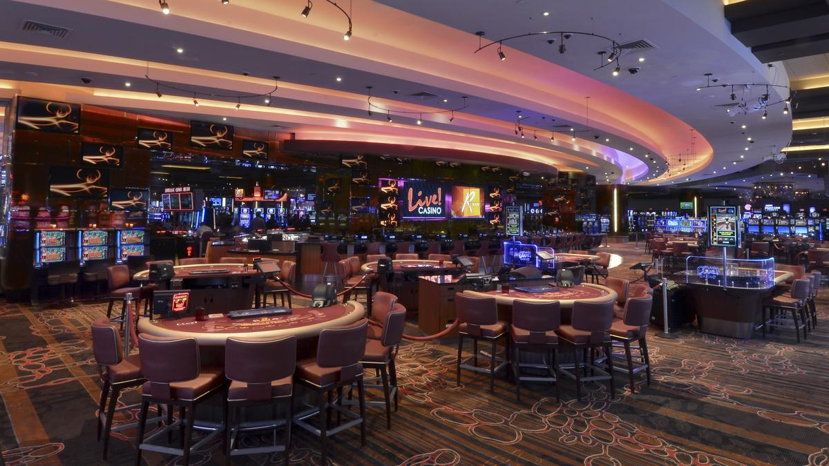 Maryland live casino entertainment schedule