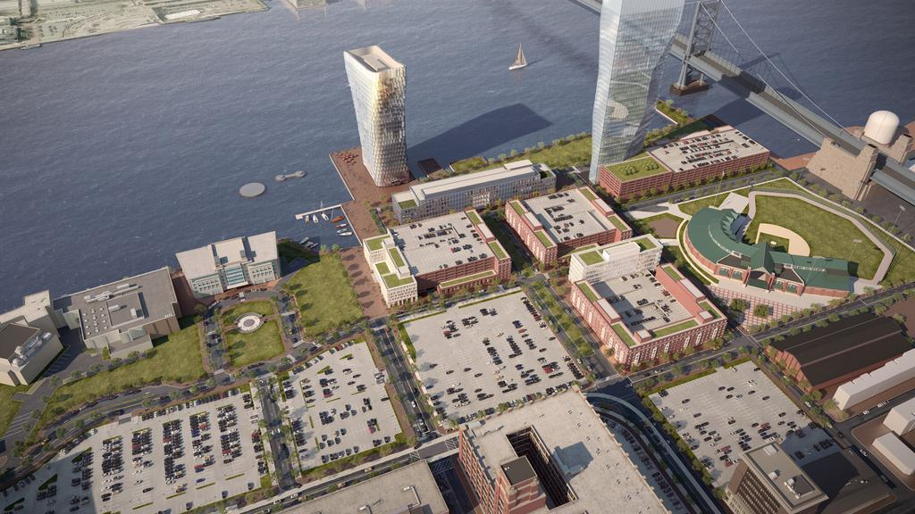Liberty Property Trust to construct $1B campus in Camden