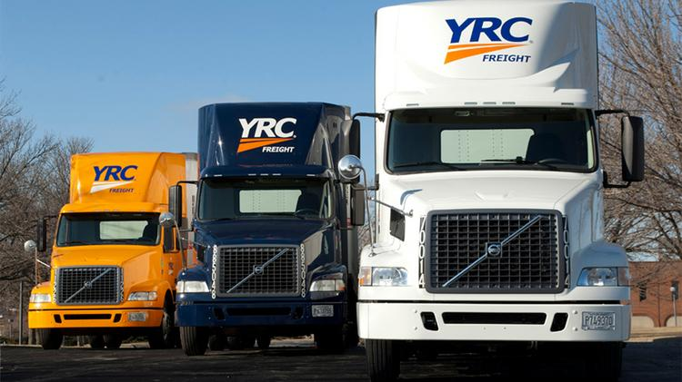Teamsters official: Rejection of YRC deal could close 3 of