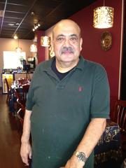 Moheb Habib, owner of Marmora Café on Sixth Avenue in downtown Troy, said he's closing the business because there aren't enough customers. He says a construction project across the street has kept people away, and his $5,000 monthly rent is too high.