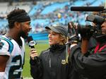 Carolina Panthers make it 3-0 with messy win over the New Orleans Saints (PHOTOS)
