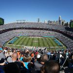 Carolina Panthers raising prices for third consecutive year