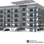Charlotte Avenue apartment site back on the market