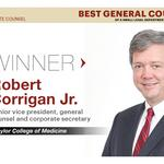 2015 Best Corporate Counsel Awards: General counsel, small legal department