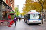Free shuttle keeps things moving along the 16th Street Mall