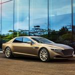 Were you one of 14 invited to view this $1M Aston Martin Lagonda at Chihuly Boathouse tonight?