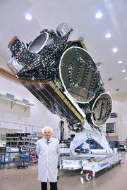 """COMMUNICATIONS Snapshot: Space Systems/Loral, LLC. - Palo Alto, Calif. Founded: 1957 President: John Celli (pictured) Funding: Acquired for $875 million in November 2012 by MacDonald, Dettwiler and Associates Ltd.  If you own a television set, it's quite likely that you've enjoyed SS/L's services at some point. The Palo Alto-based communications satellites manufacturer has been in the Valley for the past six decades, building satellites for broadcast and cable programming, defense communications, environmental and meteorological monitoring and mobile satellite services, to name a few.  SS/L satellites can spend up to 15 years in space, resulting in an """"extreme focus on reliability,"""" said Richard Currier, senior vice president of business development.  SS/L, which partners with NASA, recently finished building the propulsion system for the Lunar Atmosphere and Dust Environment Explorer. The NASA explorer is set to launch in September."""
