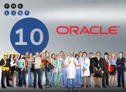 No. 10: Oracle Corp. Address: 500 Oracle Parkway, Redwood Shores 94065  FTE employees in Silicon Valley:  8,000