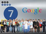 No. 7: Google Inc.  Address: 1600 Amphitheatre Parkway, Mountain View 94043  FTE employees in Silicon Valley:  11,000-16,500