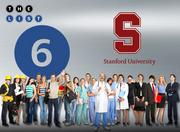 No. 6: Stanford University  Address: 450 Serra Mall, Stanford 94305  FTE employees in Silicon Valley:  11,442