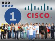 No. 1: Cisco Systems Inc. Address: 170 West Tasman Drive, San Jose 95134  FTE employees in Silicon Valley:  16,461