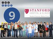 No. 9: Stanford Hospital & Clinics Address: 300 Pasteur Drive, Stanford 94305  FTE employees in Silicon Valley:  8,451